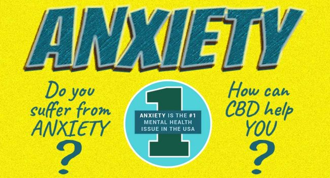 CBD Anxiety - Did You Know?